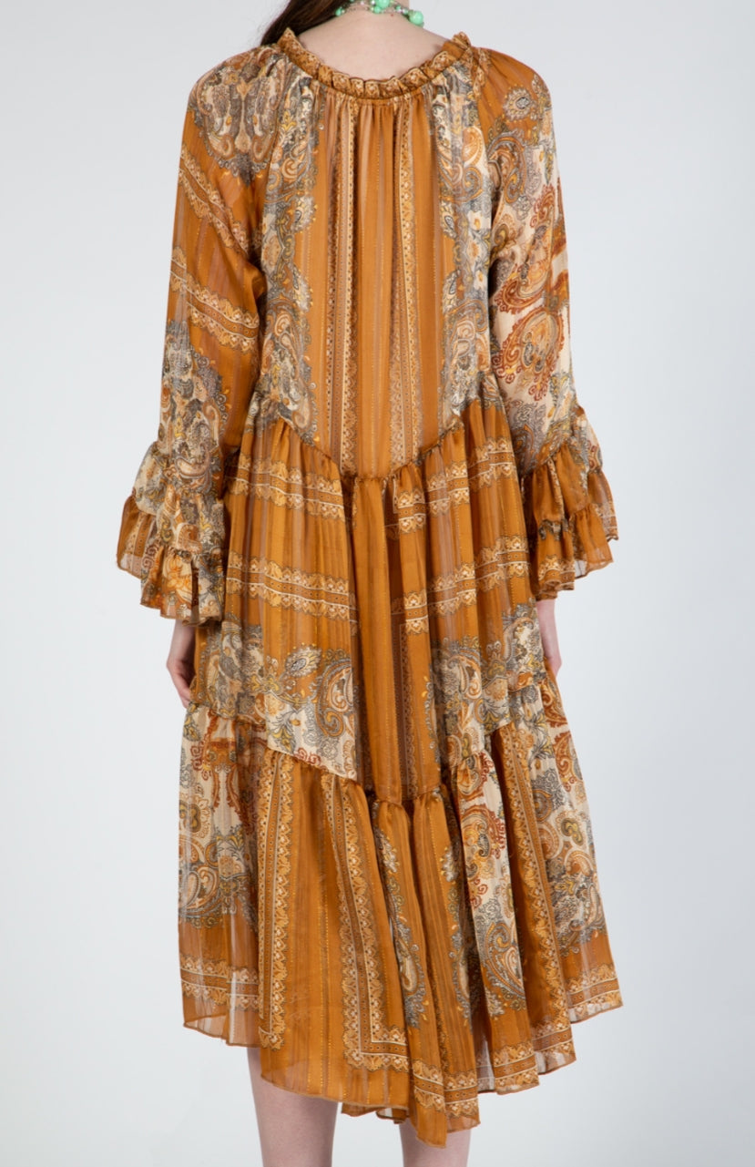 Bohemian Chic Dress / Premium Collection