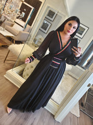 Dubai Maxi Dress