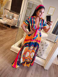 Sunny Isles Beach Maxi Dress