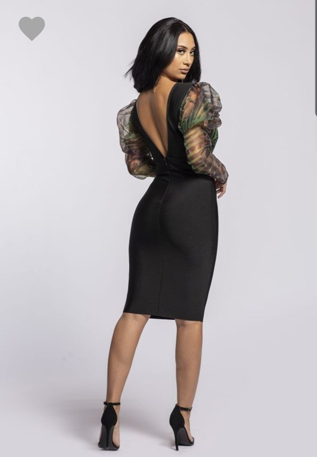 Zaragoza Bandage Dress