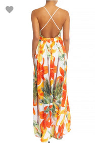 Sweet Magnolias Maxi Dress