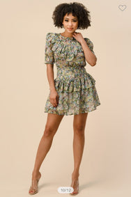 LADY ZAZA DRESS