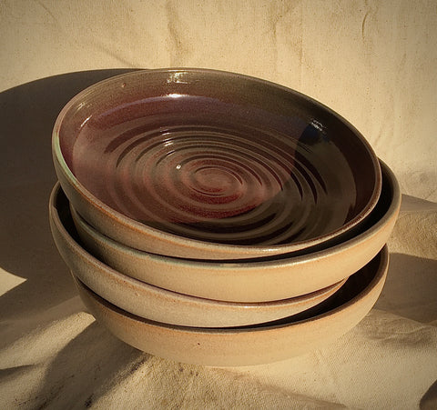 "9"" plate bowls"