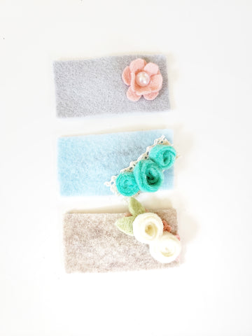 Shabby Chic Snap Clip Bundle