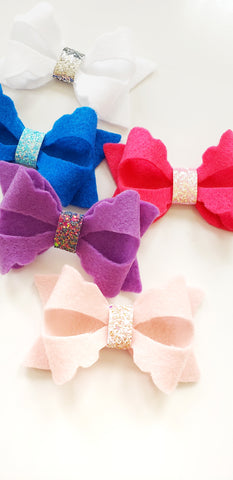 Summer Betty Bows