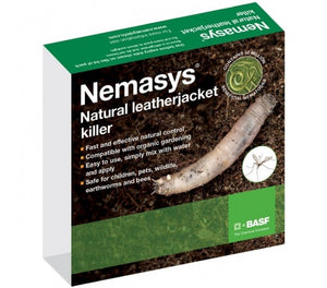 Leatherjacket Nematodes-Leatherjacket Controls-ladybirdplantcare.co.uk