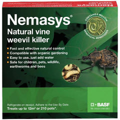 Vine Weevil Control - Nematodes-Vine Weevil Controls-ladybirdplantcare.co.uk