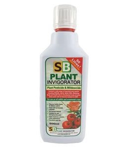 SB Plant Invigorator & natural pesticide-SB Plant Invigorator-ladybirdplantcare.co.uk