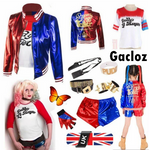 Gacloz   Suicide Squad Harley Quinn Costume