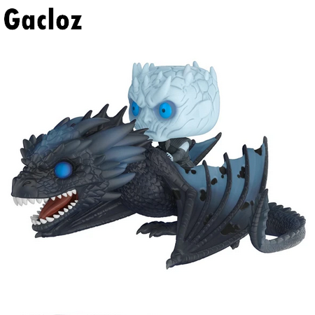 Gacloz   Game Of Thrones Figure - Night's King