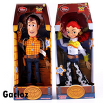 Gacloz   Disney Toy Story  Hudi&Tracy Sound Toy