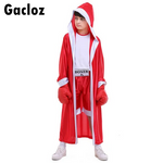 Gacloz    Kid Boy Boxing Sportswear Costumes