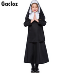 Gacloz  Kid Nun Cosplay Girl Costume