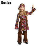 Gacloz    Kid Girl  Indigenous National Costume