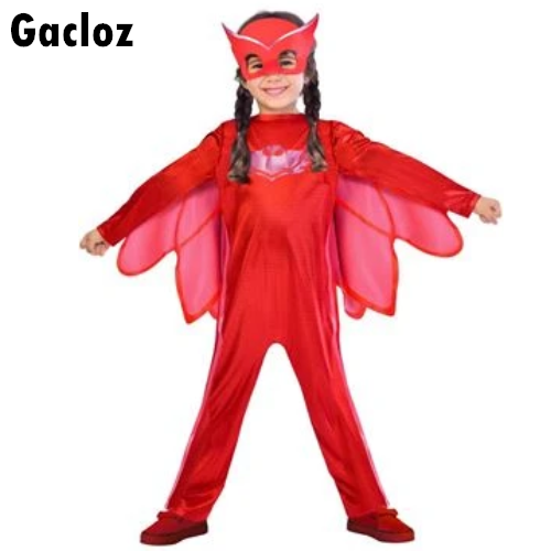 Gacloz   Kid Masks Costume Boys Girls Superhero Kids Child Fancy Dress Outfit