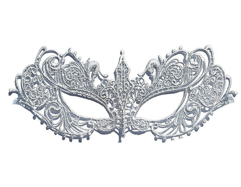 dcdb5ddd10ea Ladies Lace Mask Halloween Masquerade Ball Venetian Sexy Costume Fancy Dress