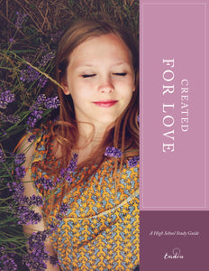Created for Love | High School Freshman Year