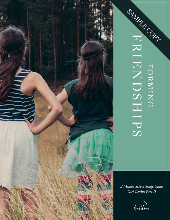Free Download | Chapter 1 | Forming Friendships