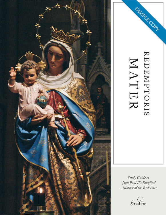 Free Download | Chapter 1 | Redemptoris Mater