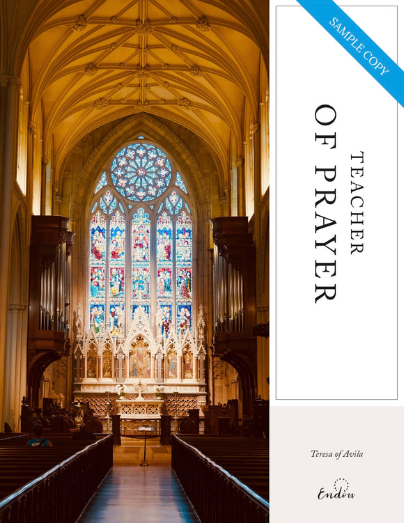 Free Download | Chapter 1 | Teacher of Prayer
