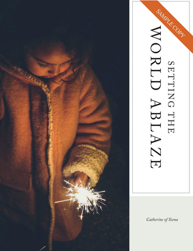 Free Download | Chapter 1 | Setting the World Ablaze: St. Catherine of Siena