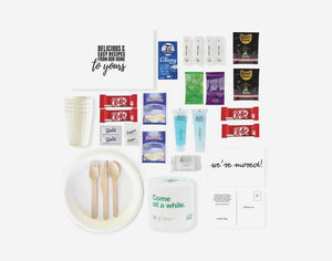 Moving Survival Kit - Welcome Design