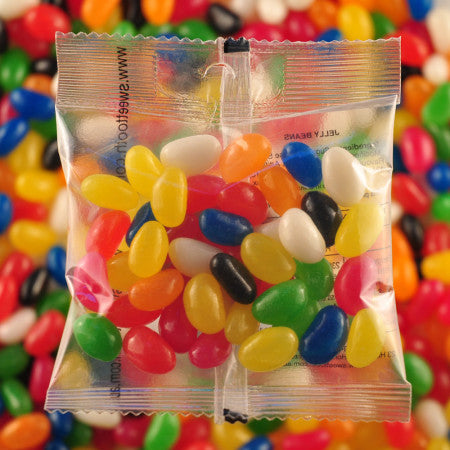 Mini Jelly Beans Promotional - 50 Bags