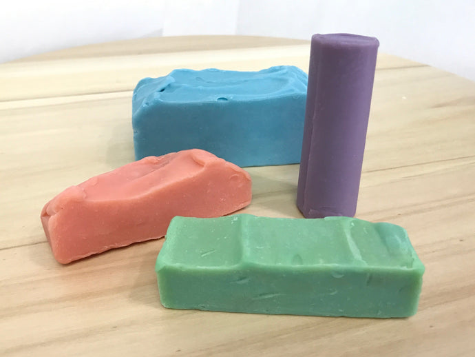 Bubble Putty Molding Soap-Variety Pack