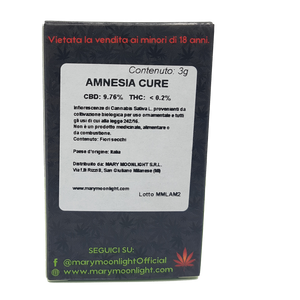 Amnesia Cure - 3g - Erboteca.it