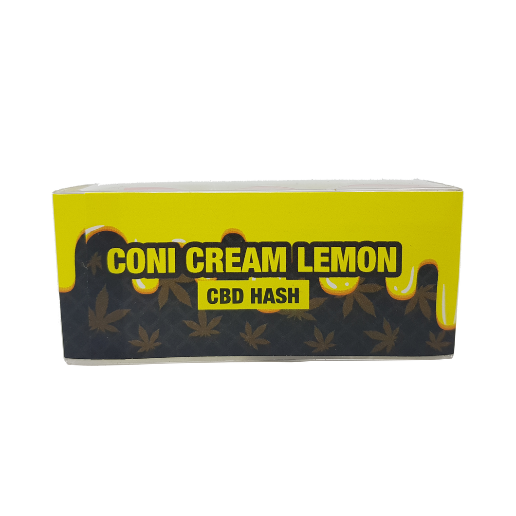 Coni Cream Lemon - 2g - Erboteca.it