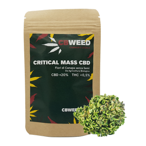 Critical Mass - 2g - Erboteca.it