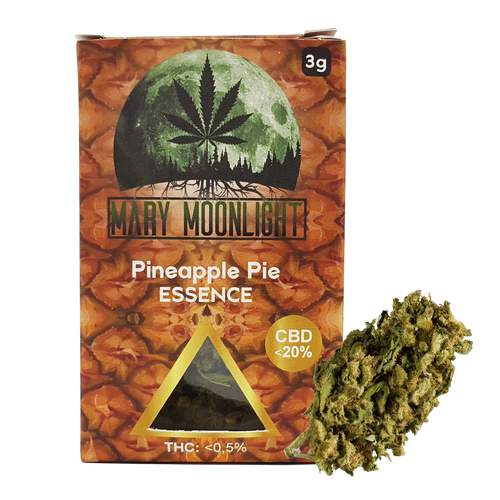Pineapple Pie Essence - Mary Moonlight - Erboteca.it