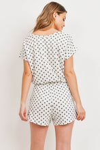 Load image into Gallery viewer, Dottie Romper