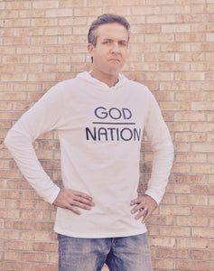 God/Nation Hoodie - Torn Together