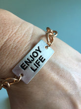 Load image into Gallery viewer, Enjoy Life Bracelet