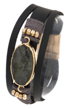 Load image into Gallery viewer, Stone Wrap Bracelet