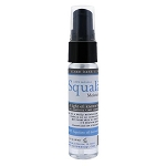 Squalane Oil, derived from the Olive. Great moisturizer for skin.