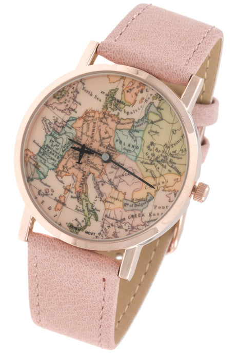 World Travelers Watch