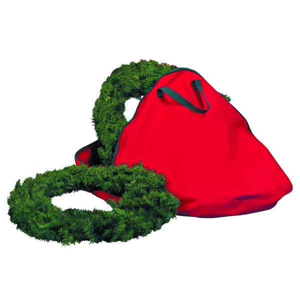 Dyno Seasonal Solutions Wreath and Spiral Tree Bag, 36-Inch