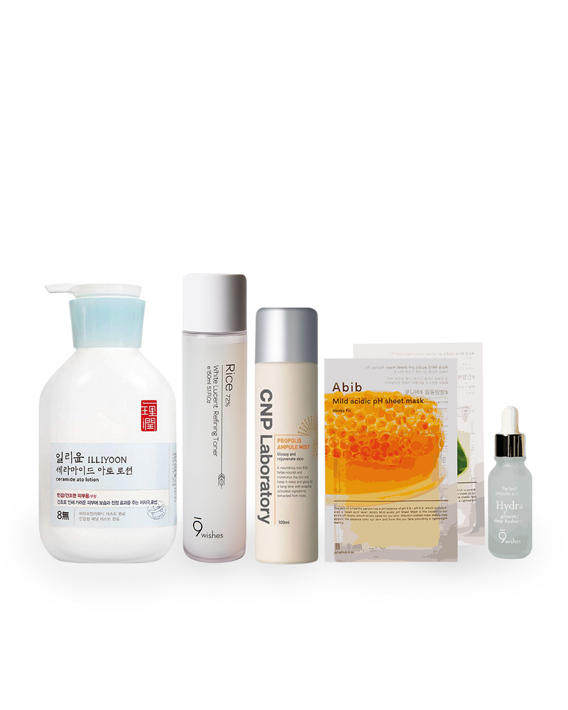 Ramadan Package D, Hydrate your skin