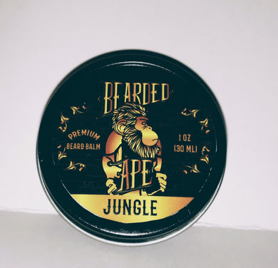 Jungle Beard Balm - Conditions and Softens to