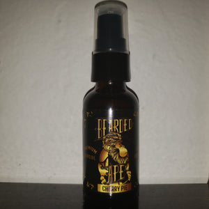 Cherry Pie Beard Oil - 100% Natural-Soften, Relax, and Condition