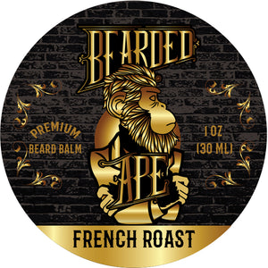French Roast Beard Balm - Conditions and Softens