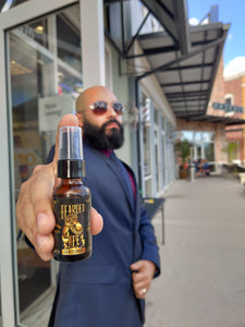 Gentleman Scent Beard Oil