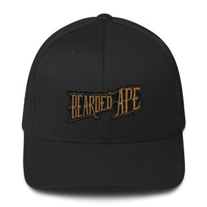Fitted Logo Cap