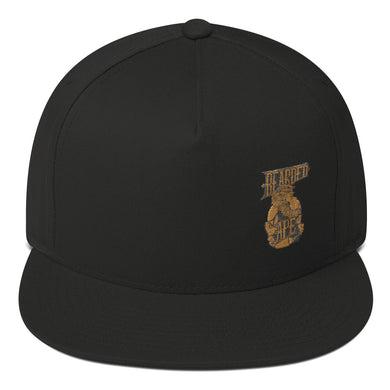 High Profile Snapback Cap