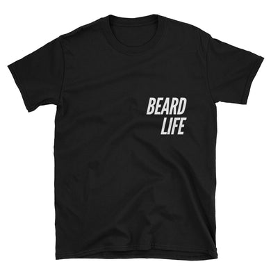 White Beard Life T-Shirt