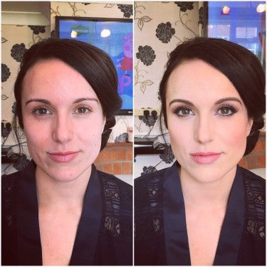 MAKEOVERS: SKIN, BROWS AND EYES