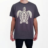 Mens-Animal-Vintage-Spirited-Sea-Turtle-T-Shirt-Wildlife-Wardrobe