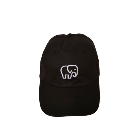 Elephant-Logo-Baseball-Cap-Hat-Men-Women-Wildlife-Wardrobe